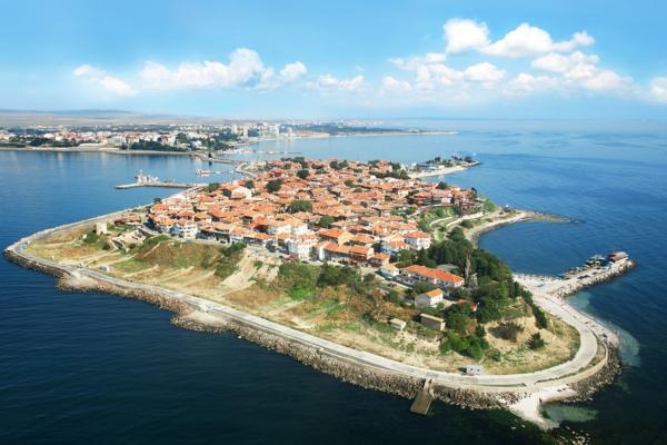 Bulgarien Nessebar  die Perle am schwarzen Meer