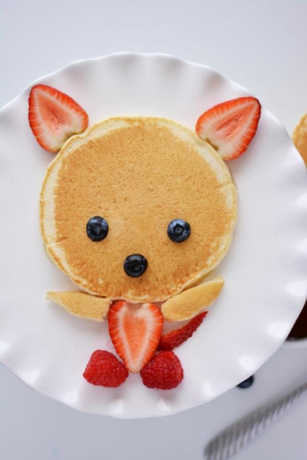Die Pfannkuchen Sind Immer Eine Gute Idee