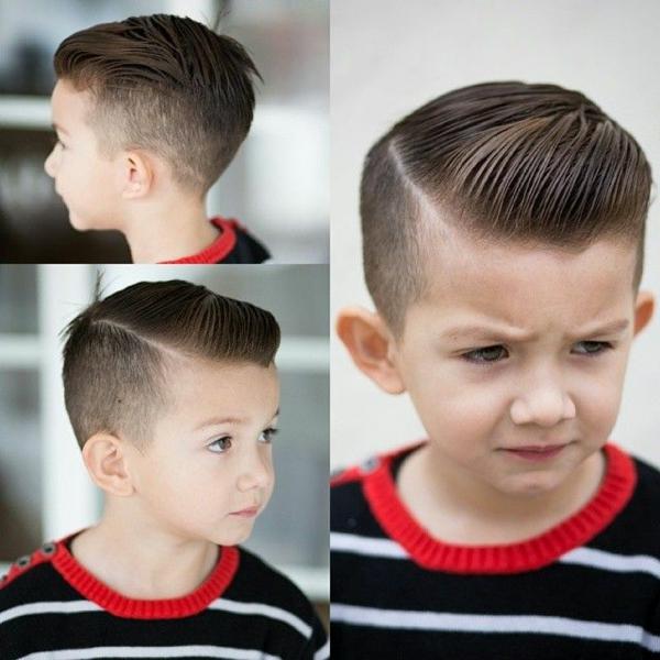56 Ultramoderne Frisuren Für Jungs! Archzine Net