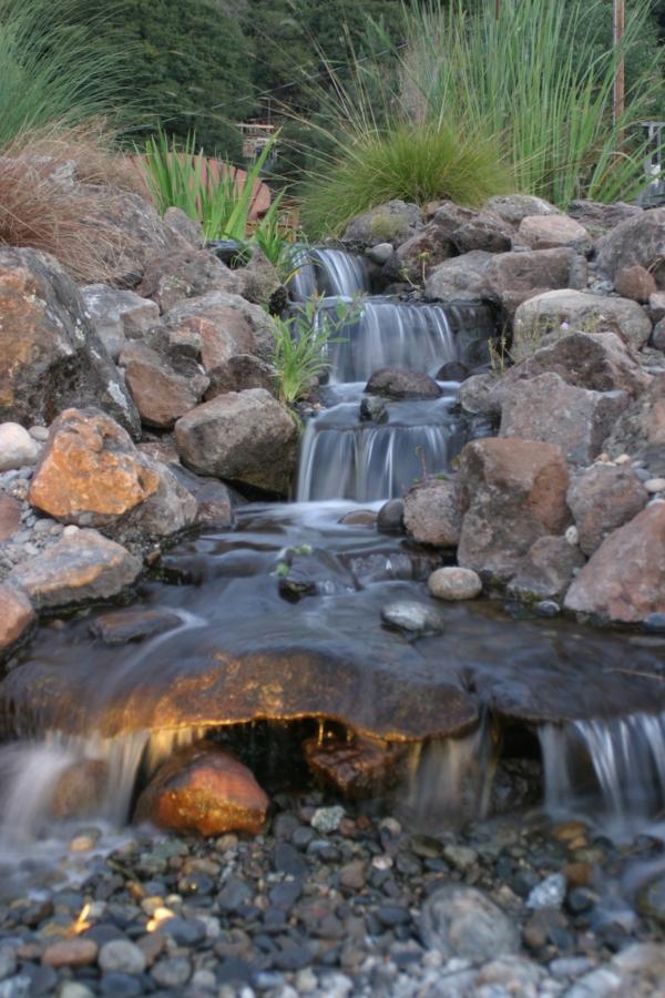 Teich mit Wasserfall 31 tolle Bilder  Archzinenet