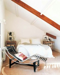 Bett Dachschrge. Simple Ideen Zur Kreativen Mit Farbe Mit ...