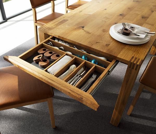 Platzbedarf Esstisch   Quadrato Catania Esstisch Esszimmertisch Ausziehbar Tisch