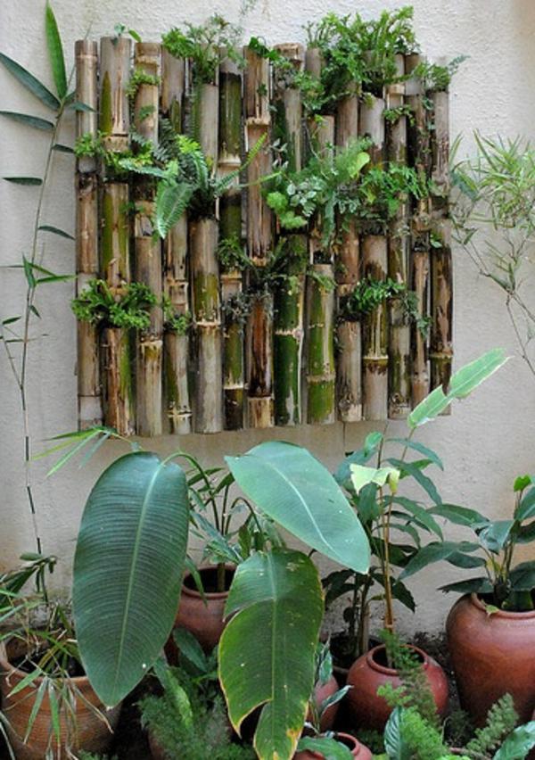 Bambus Balkon vs Bambus Terrasse super Gestaltungen  Archzinenet