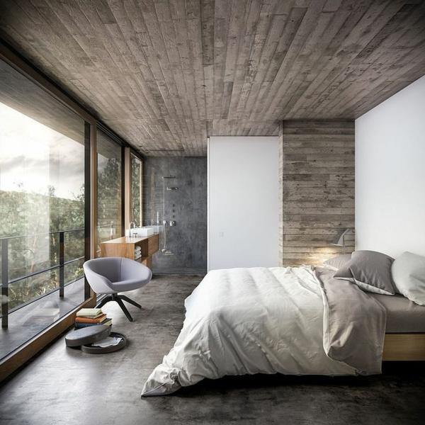 Bodentiefe Fenster 29 schicke Gestaltungen