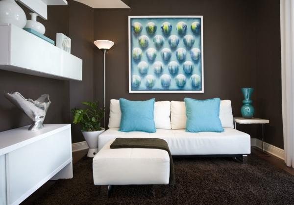 41 Vorschlge fr Dekoration in trkis Farbe  Archzinenet