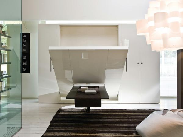 Schlafzimmer Modern In Weiß Und Grau Gestalten ...