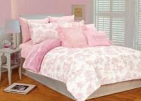 Bettwsche in Rosa