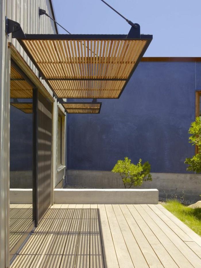 40 Bilder moderne attraktive Terrassenberdachung  Archzinenet