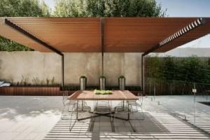 40 Bilder moderne attraktive Terrassenüberdachung