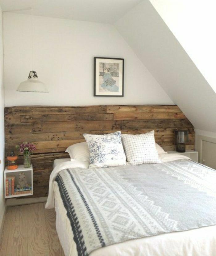 Schlafzimmer Wandgestaltung Holz Schone Wande Wohnzimmer