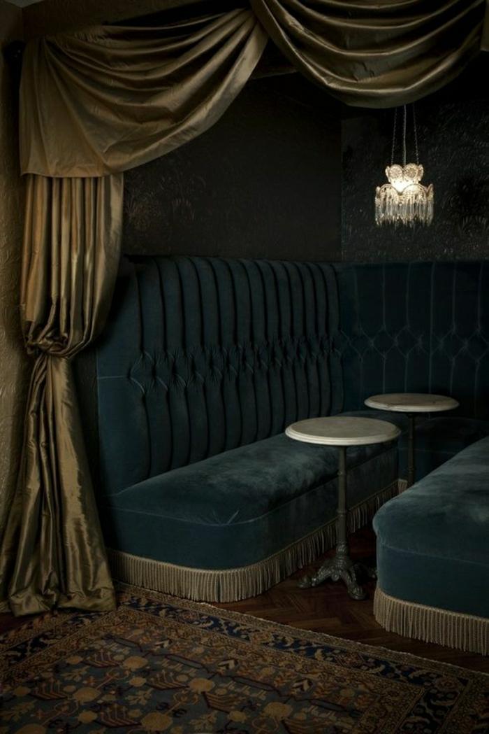 Die Barock Tapete in 48 wunderschnen Design Ideen  Archzinenet