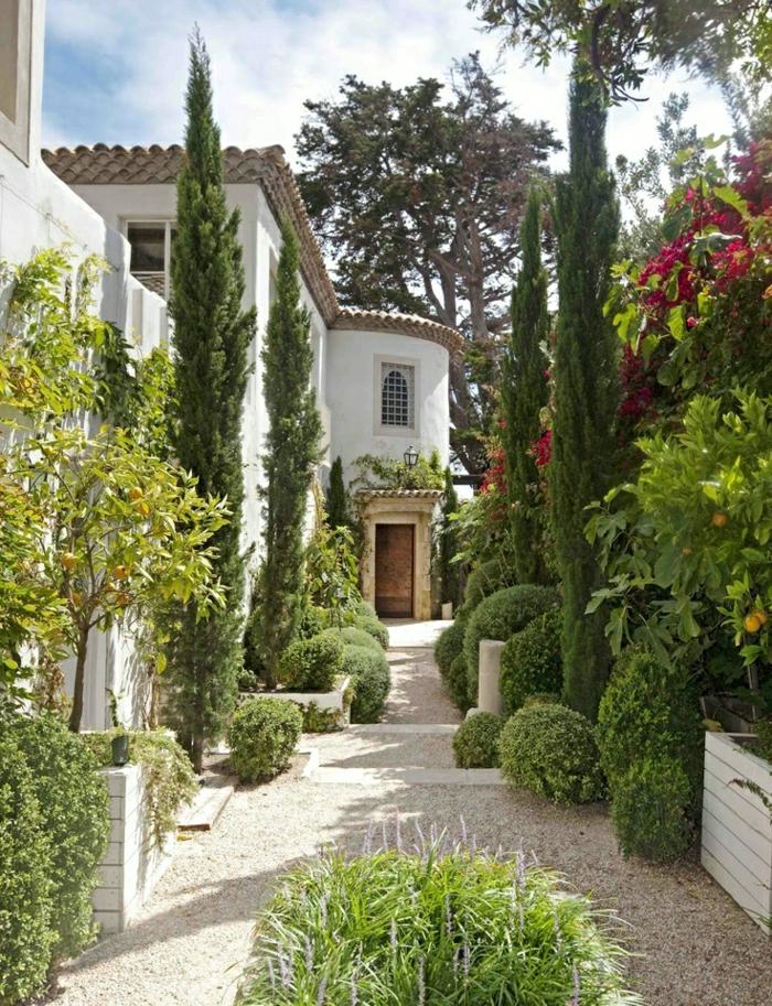 mediterrane garten beispiele rekem garten ideen - gartentore, Garten und erstellen