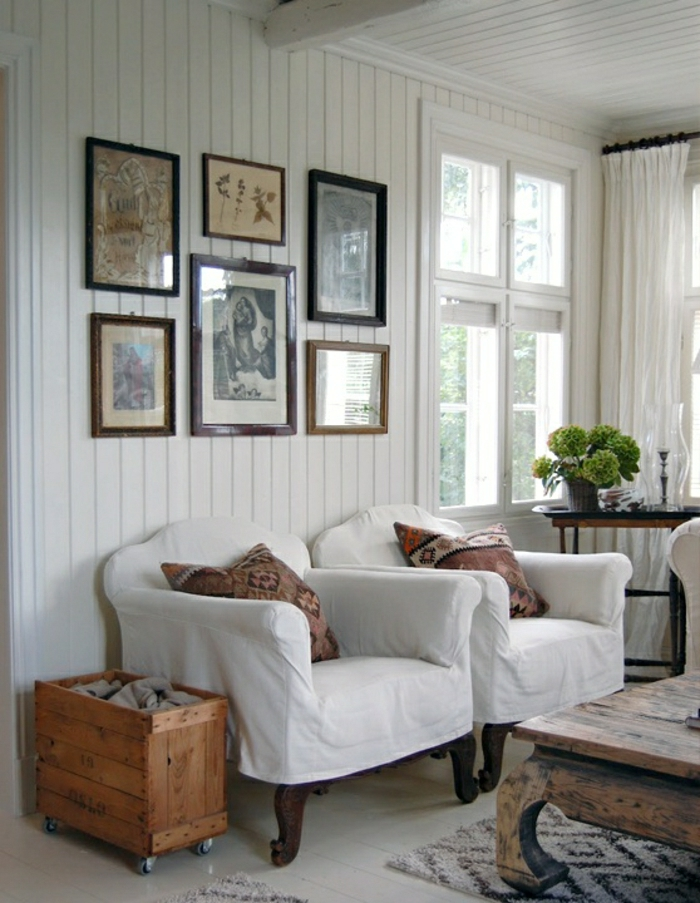 Moderne Wandbilder  37 tolle Einrichtungsideen damit  Archzinenet