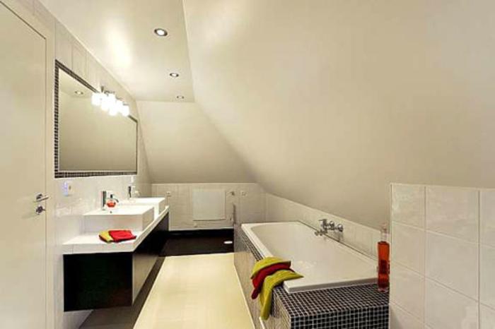 Badewanne unter Dachschrge 22 se Modelle