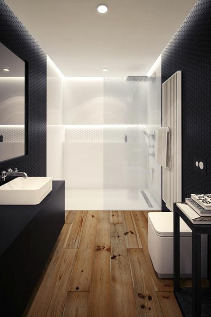 52 Fotos von Badezimmer in Schwarz und Wei  Archzinenet