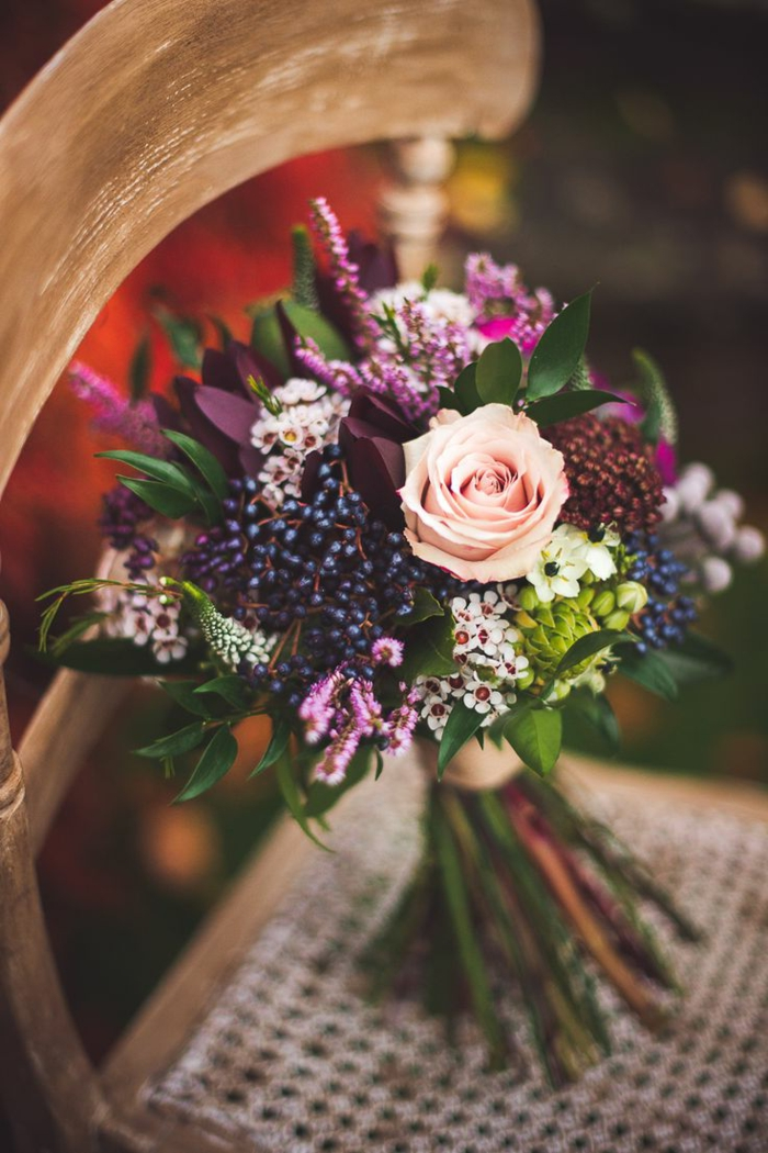 Vintage Hochzeit Blumen