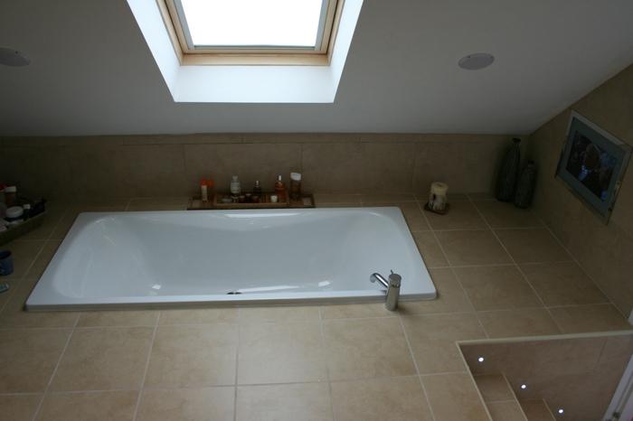 Eingelassene Badewanne 41 tolle Designs