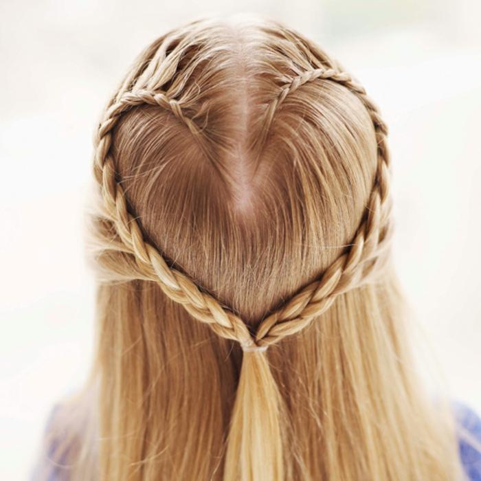 Haarfrisuren Flechten