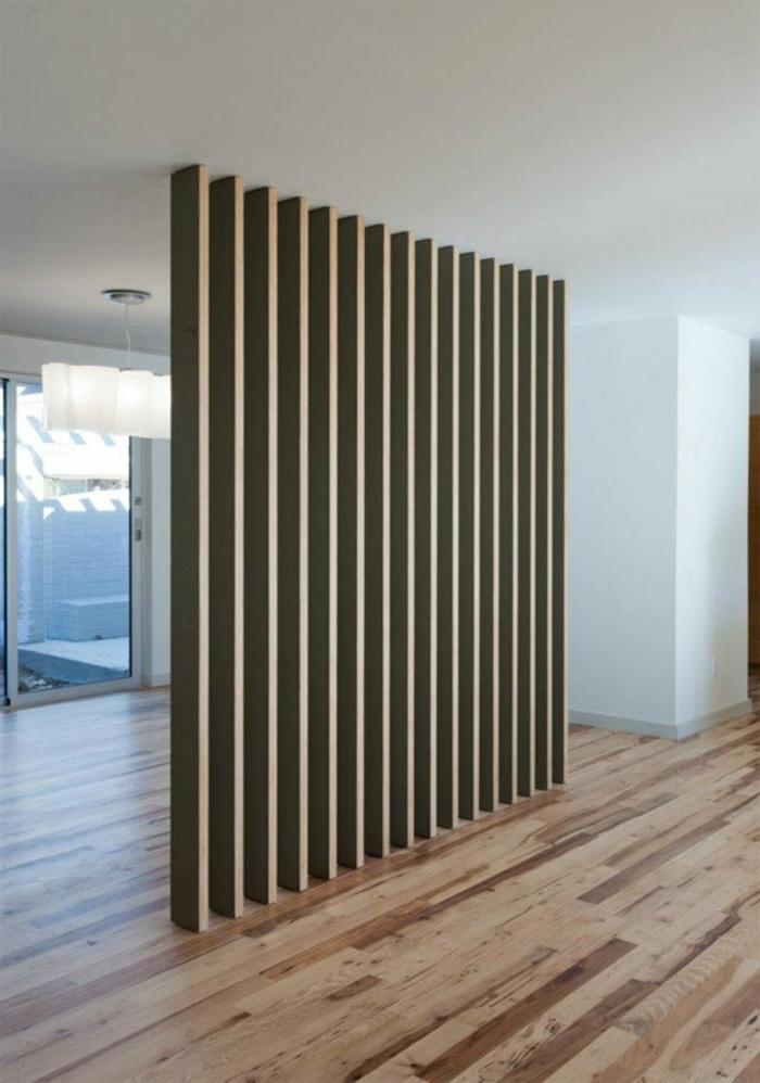 67 tolle Designs vom Raumtrenner aus Holz  Archzinenet