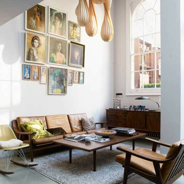 Vintage Wohnzimmer Mbel Finest Retro Wohnzimmer With