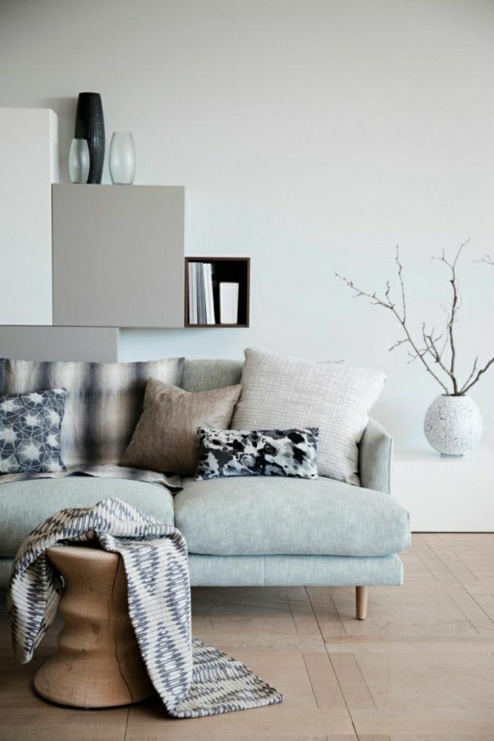 Einrichtungsideen frs Wohnzimmer in 45 Fotos  Archzinenet