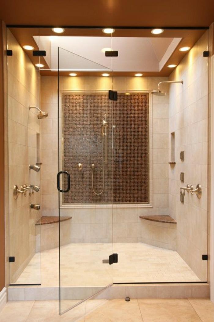 Die Duschkabine im Badezimmer ist ein Muss  Archzinenet