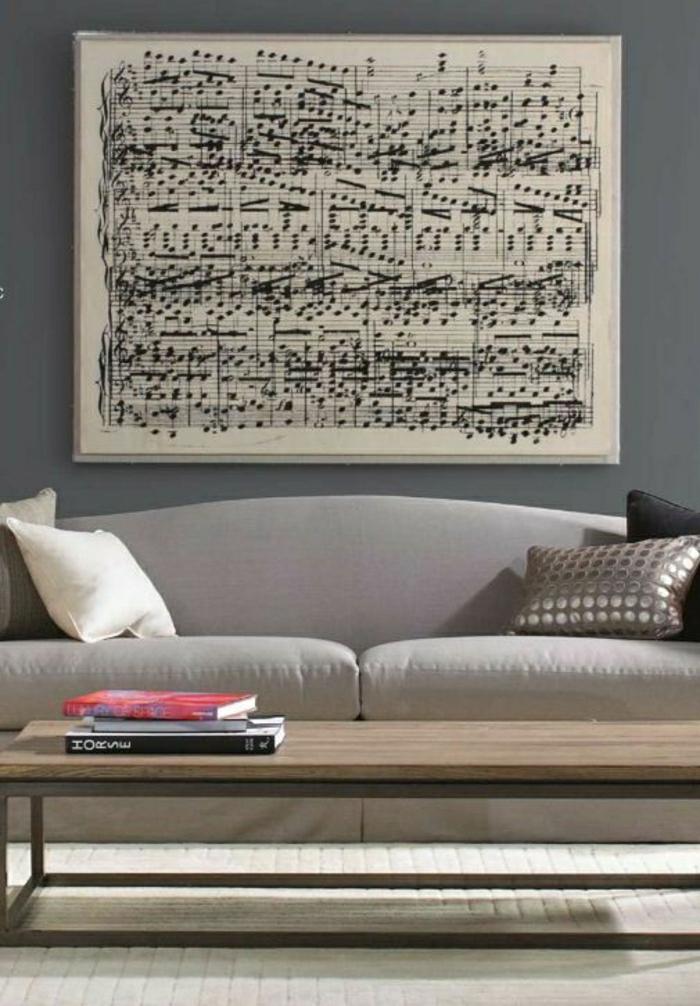 bild ueber bett ideen f r die wohnraumgestaltung. Black Bedroom Furniture Sets. Home Design Ideas