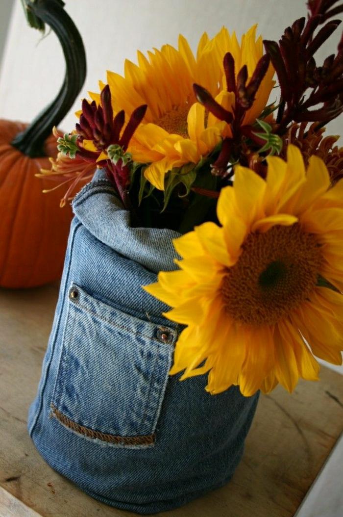 40 super coole Sonnenblumen Deko Ideen  Archzinenet