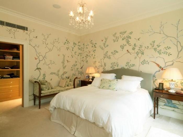 Schlafzimmer romantisch einrichten ideen f r die for Romantisch schlafzimmer