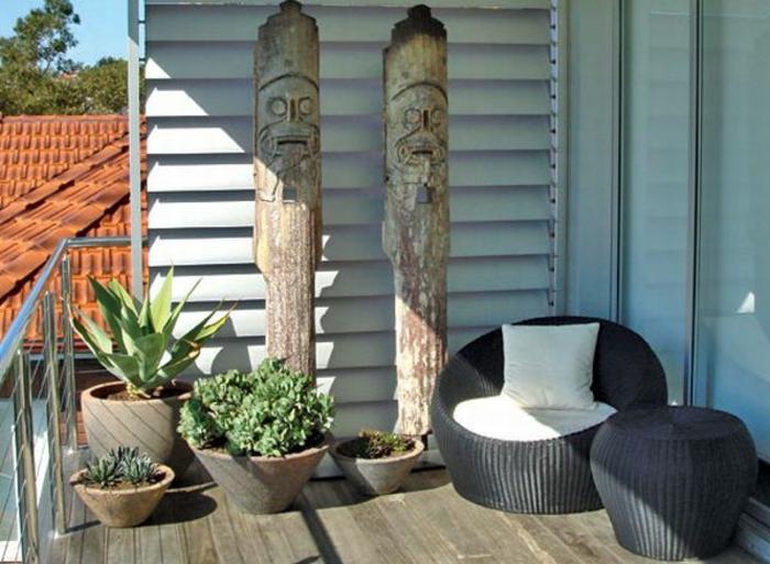 40 neue Ideen fr Balkon Dekoration  Archzinenet