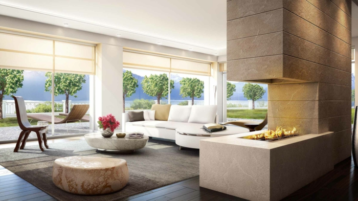 dekoration fur wohnzimmer - terrasseenbois,