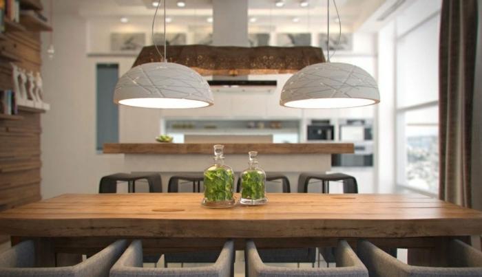 70 coole Esstischlampen zum Inspirieren  Archzinenet