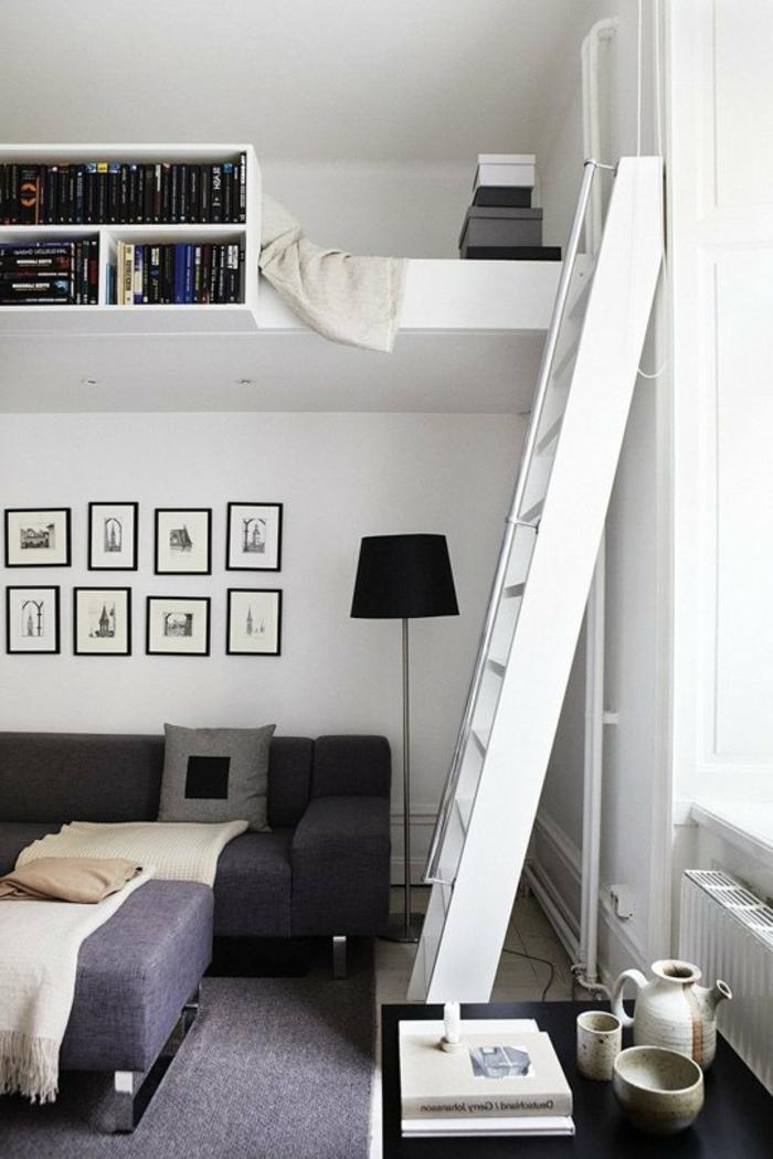 Hochbett fr Erwachsene 30 super Ideen
