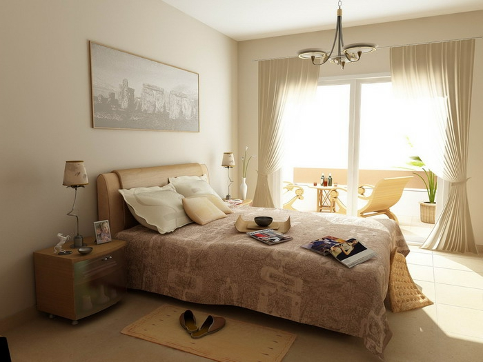 Kleines Schlafzimmer einrichten 30 super Ideen  Archzinenet