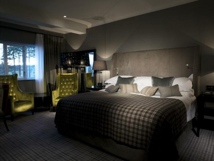 52 tolle Vorschlge fr Schlafzimmer in Grau
