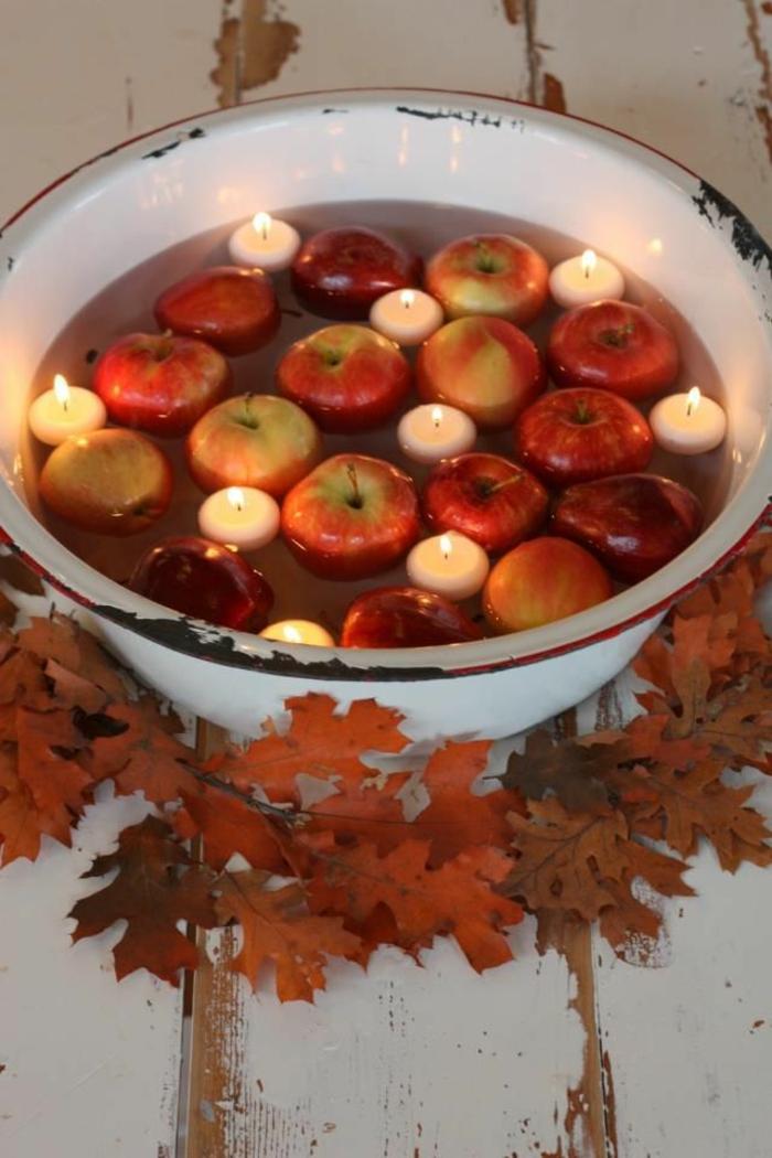 40 tolle Varianten fr Tischdeko im Herbst  Archzinenet