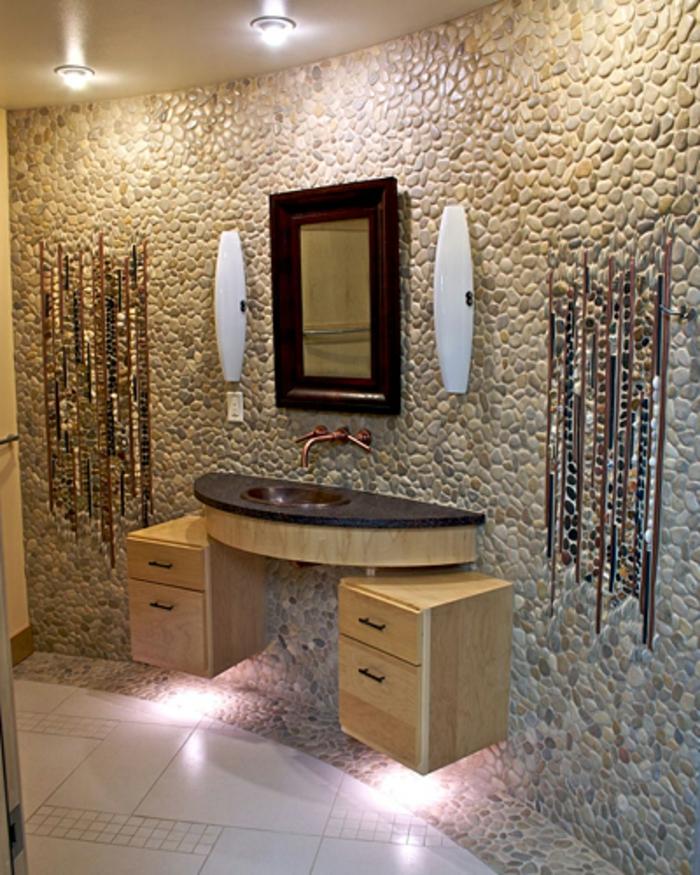 Mosaik Fliesen Badezimmer