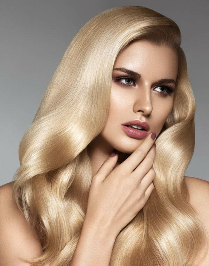 Blonde Haare sind immer im Trend  Archzinenet