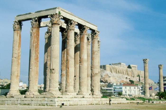 Warum wird griechische Architektur hoch geschtzt
