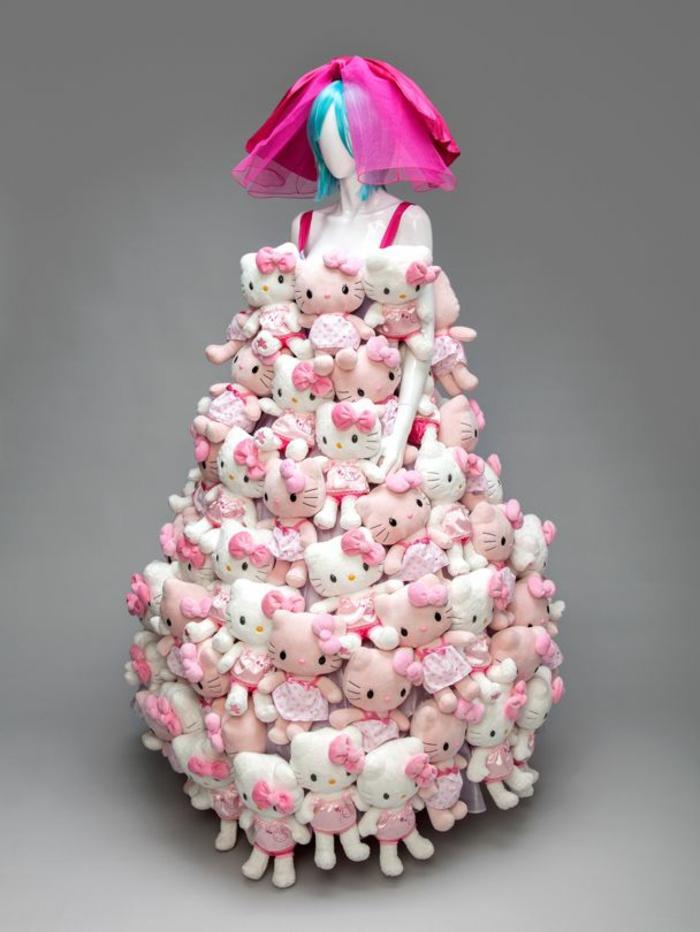 Wir prsentieren Ihnen das Hello Kitty Plschtier