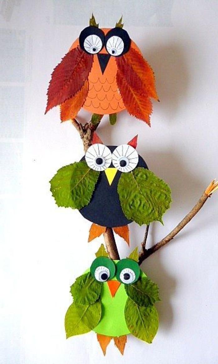 Inspirierende Ideen fr Herbstbasteln mit Kindern