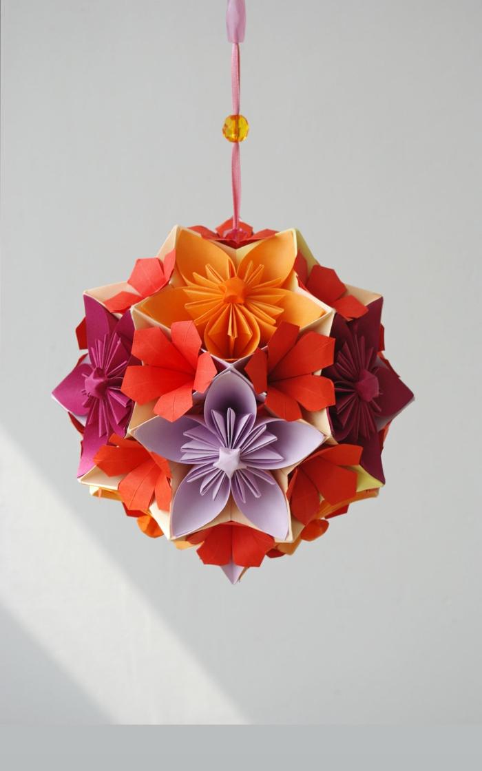 Die Magie der Origami Blume  Archzinenet