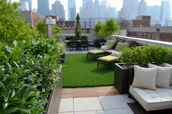 gartengestaltung interessante sichtschutz ideen fur garten ... - Besondere Ideen Gartengestaltung