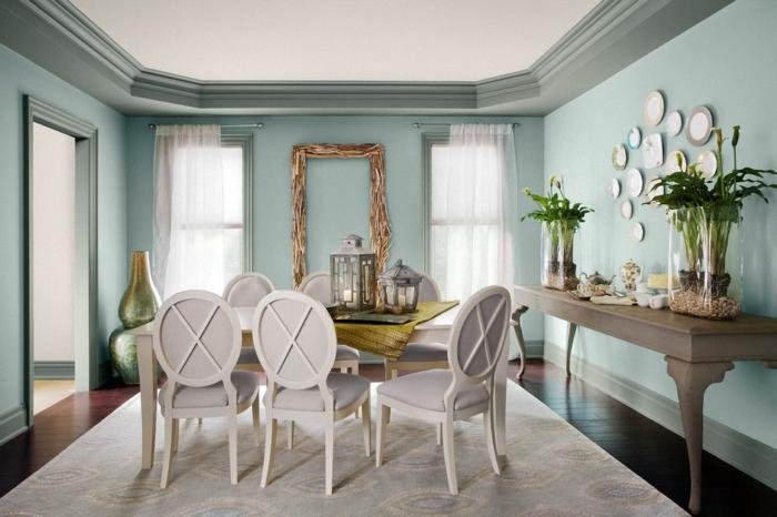 Farbliche Raumgestaltung fr eine gute Laune