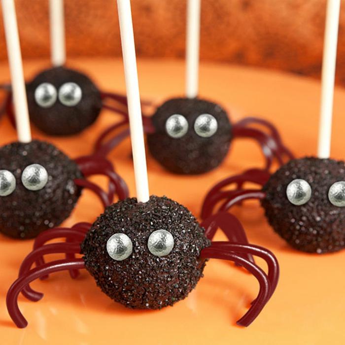Coole Vorschlge fr Halloween Sigkeiten und MiniKuchen