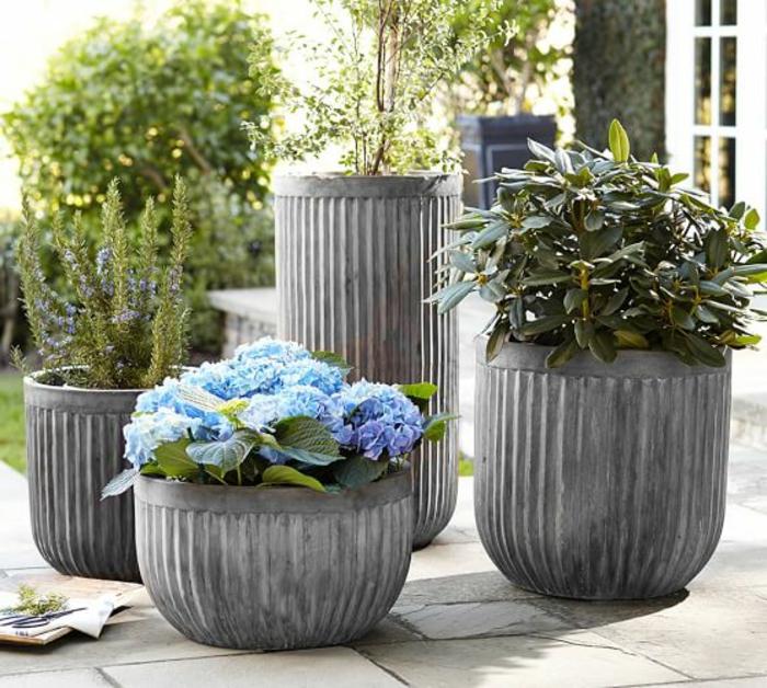 garten design aus betton – jilabainfosys, Gartenarbeit ideen
