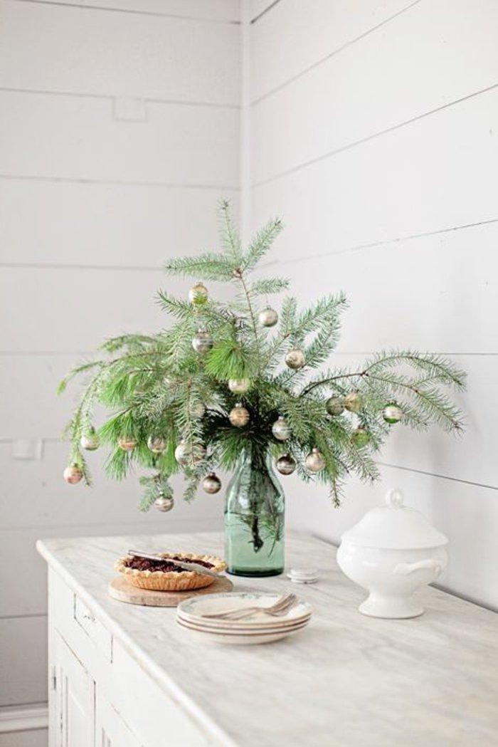 Glasvase Dekorieren Weihnachten Weihnachten Terrarium