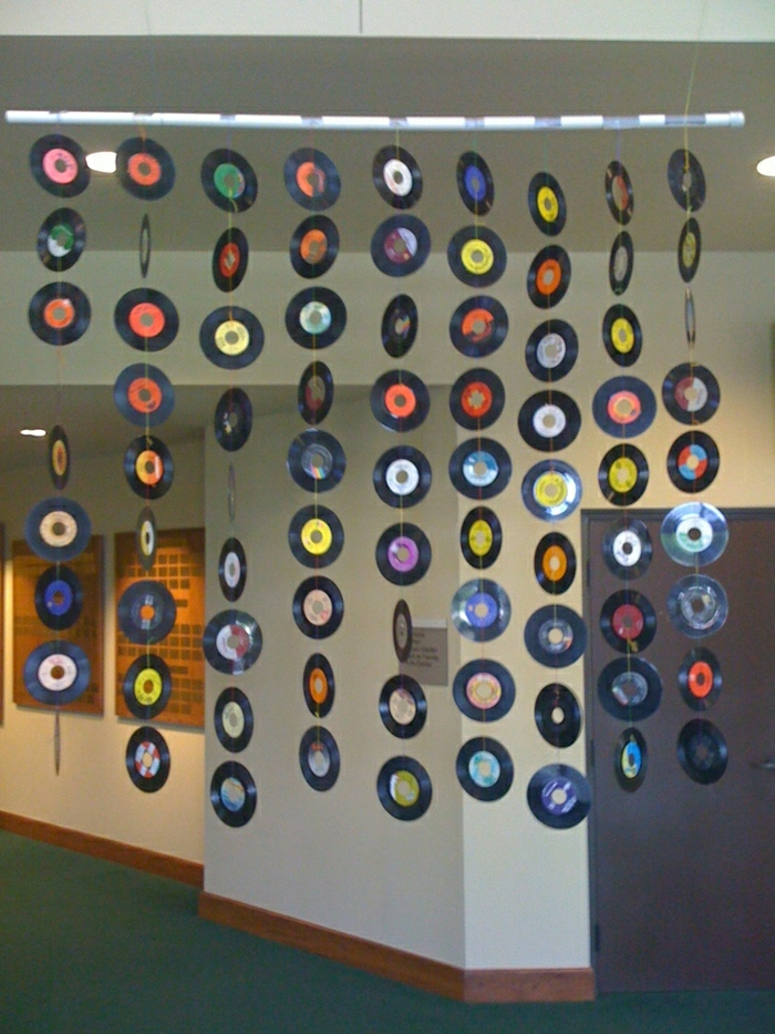 Originelle DIY Ideen Mit Schallplatten