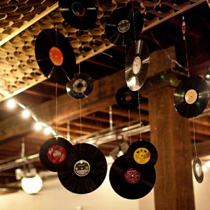 Originelle DIY Ideen mit Schallplatten  Archzinenet