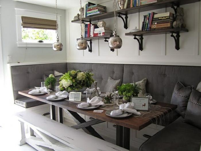 Moderne Sitzecke Küche | Küche Sitzecke — Vianova Project